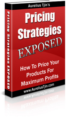 Product picture Pricing Strategies EXPOSED Master Resell Rights